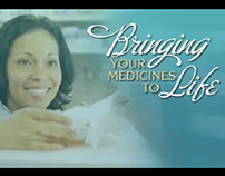 Amer. Pharmacists Video: Bringing Your Medicine to Life