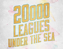 20.000 leagues under the sea - Illustration