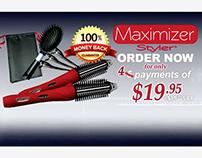Maximizer Styler Infomercial
