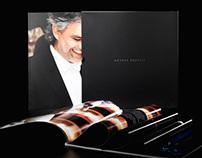 Andrea Bocelli / Book