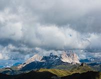 Dolomites in Summer 2014