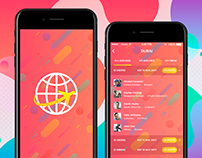 Crew Flights - Social App for iPhone