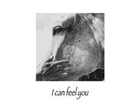 I can feel you ( photo book idea)