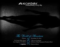 Alcantara LA Fashion Show