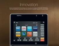 Technogym Innovation.