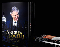 Andrea Bocelli / Live in Central Park Book