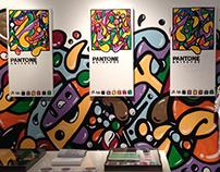 Pantone® Universe Colorwear - Miami Art Basel 2014