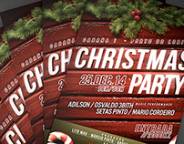 Christmas Party (Flyer)