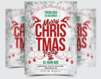 Christmas Flyer / Poster / Invitation - 22