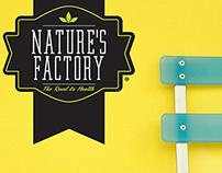 Contenidos para Nature's Factory