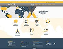 Web Page Dexter Technologies