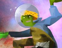 We're Not Man We're Astro Man