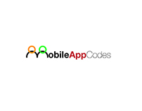 Mobile App Codes Logo