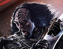 Klingon Borg Battle Star Trek Timelines