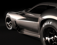 Shelby Concept coupe,...
