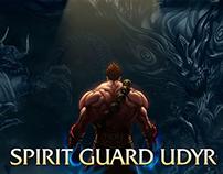 Spirit Guard Udyr Motion Comic
