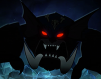 Gnar Promo Announcement for LoL
