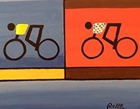 CYCLISTS I
