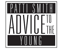 Kinetic Type: Advice to the Young by Patti Smith