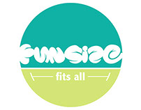Funsize Fits All Logo Concepts