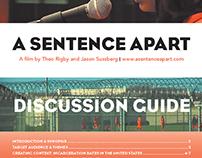 A Sentence Apart