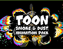 Toon Smoke & Dust - Animation Package