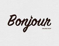 Bonjour Branding design