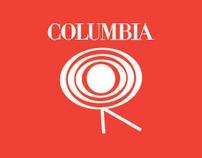 Columbia Records Print Creative