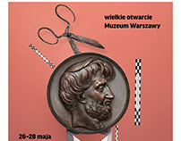 Warsaw Museum - Opening campaign 2017