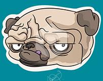 digital design Dog Cartoon lebanon