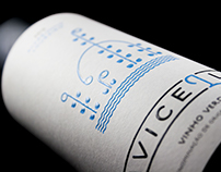 Avicella - Wine label