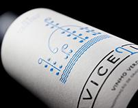 Avicella - Wine label