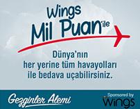 Wings Mil Puan Banner - skyscanner.com.tr