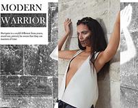 Modern Warrior - FOM Magazine - Issue 5