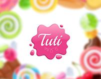 Tuti: Logo Design