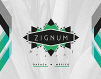 Zignum Mezcal // Rebranding