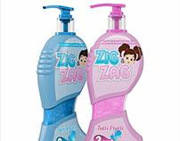 Shampoo ZIG&ZAG