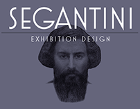 Segantini Exhibition Design