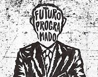 SPUTNIK VENENO | FUTURO PROGRAMADO LP ARTWORK