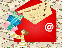 Party Invitations Email Format