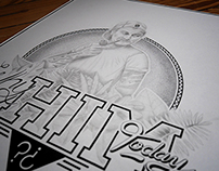 // Personal Illustration Why Not Him Today #2 //