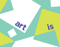 Art Is... Posters