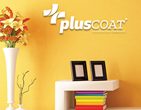 Pluscoat Responsive Web Page