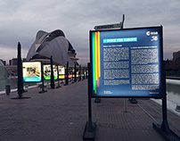 50 years of ESA exhibition