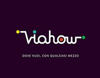 ViaHow [Brand identity]