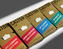 Castor / Packaging & Branding
