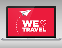 We Heart Travel - Website