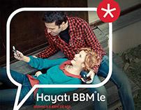Blackberry - Hayatı BBM'le