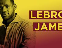 NBA Stories 2: Lebron James