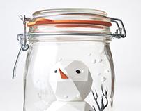 Le Parfait Christmas Jar